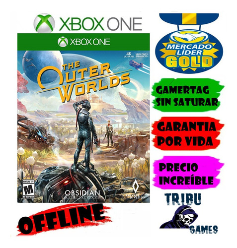 the outer worlds /*xbox one*/ offline