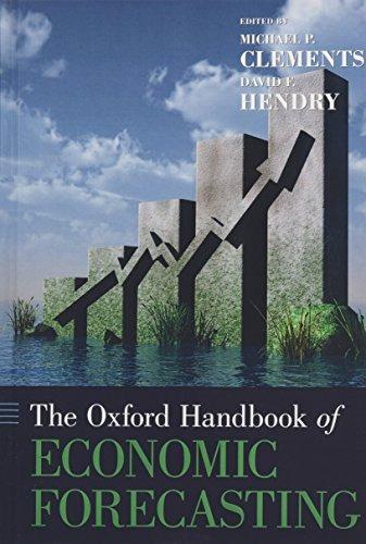 the oxford handbook of economic forecasting (oxford