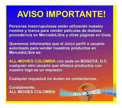 the pacific - serie completa blu-ray caja metálica original!