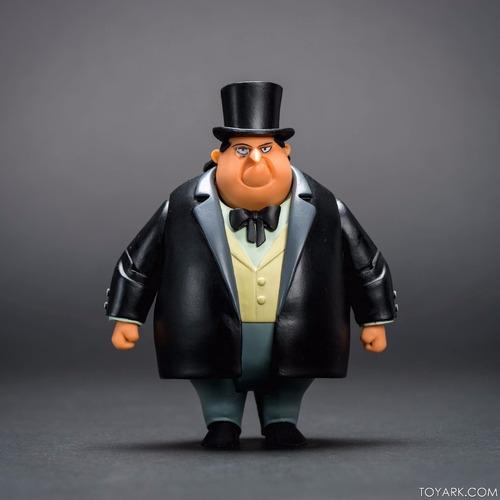 the penguin el pingüino batman animated series animada joker
