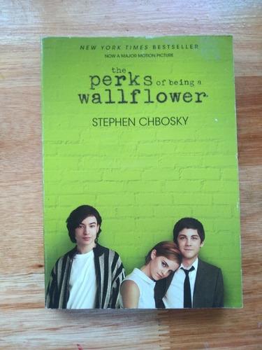 the perks of being a wallflower, stephen chbosky (en inglés)