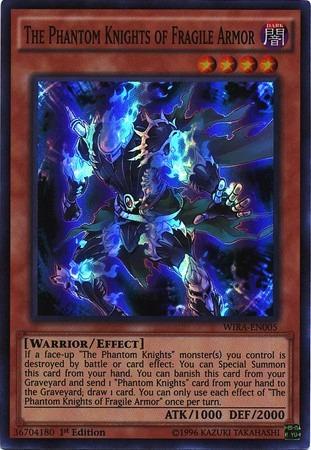 the phantom knights of fragile armor - wira-en005 - super ra