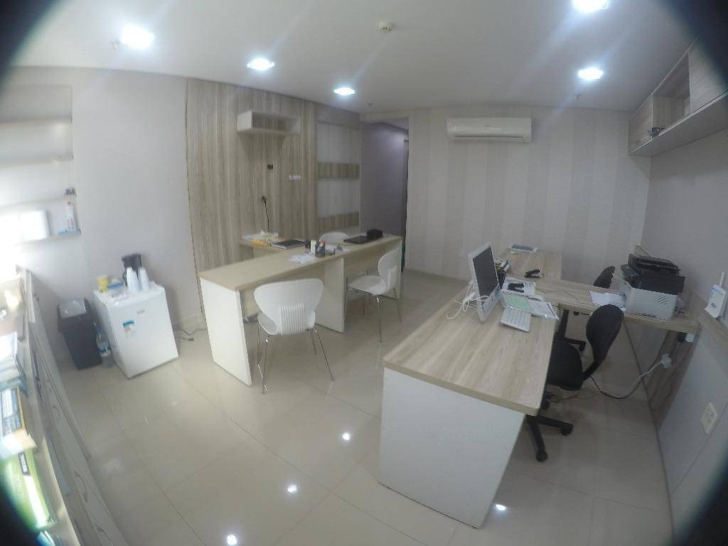 the place, 28m2, semi mobiliada, adrianopolis - sa0021