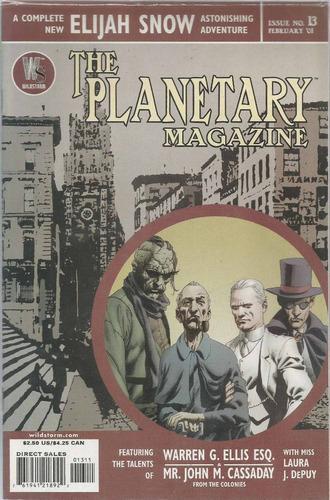 the planetary magazine 13 - bonellihq cx394 g18