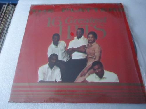the platters / 16 greatest hits vinyl lp acetato