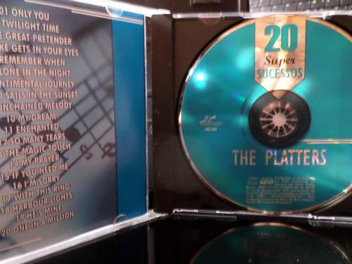 the platters - cd 20 super sucessos