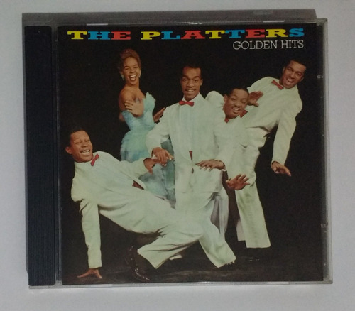 the platters - golden hits cd