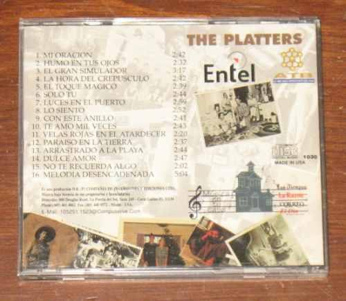 the platters grandes exitos solo tú only you humo en tus ojo