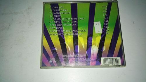 the platters - sus mejores canciones - cd original perf. est