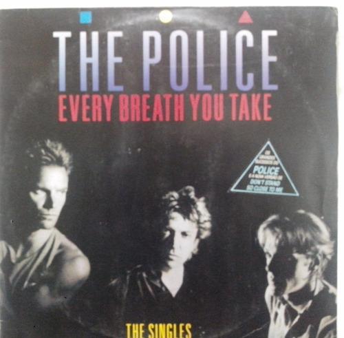 the police - every breath you take - vinil