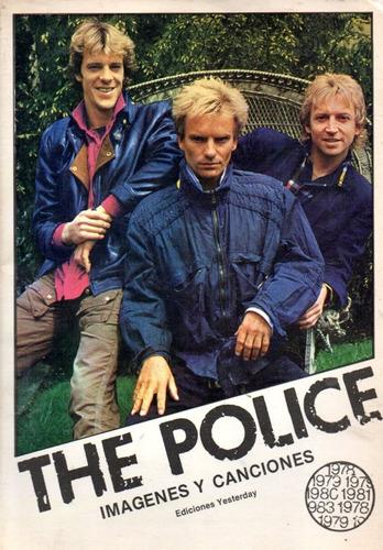 the police imagenes y canciones