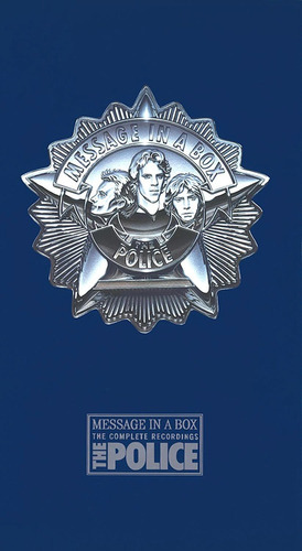 the police: message in a box: the complete recordings 4 cds