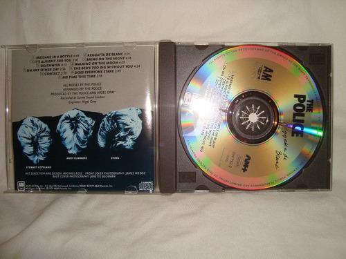 the police reggatta de blanc audio cd en caballito*