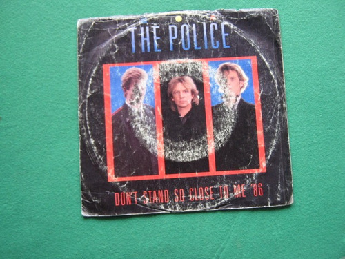 the police, single 7  1986.