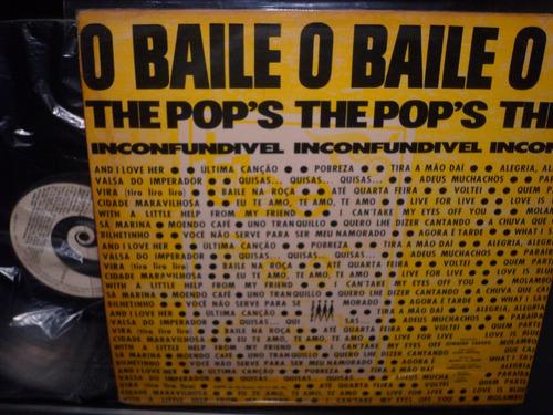 the pops - o baile