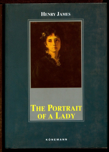 the portrait of a lady - henry james (en inglés)