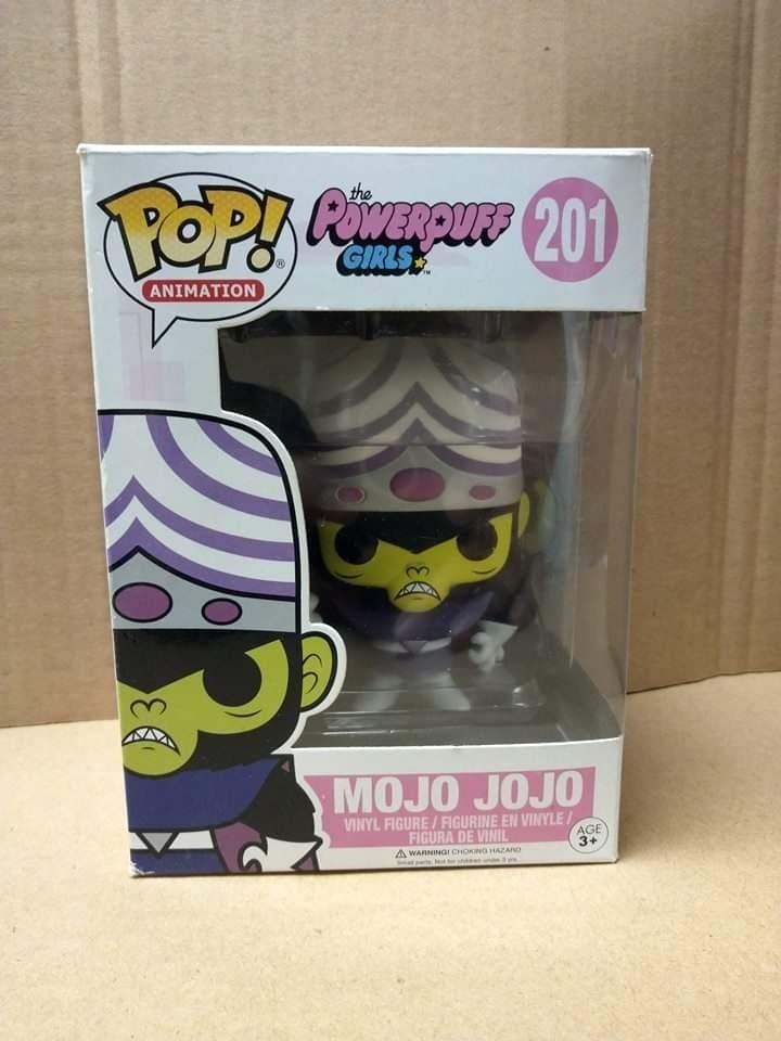 The Powerpuff Girls Mojo Jojo 201 Funko Pop