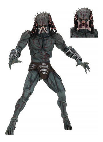 the predator deluxe armored assassin predator n.e.c.a. neca