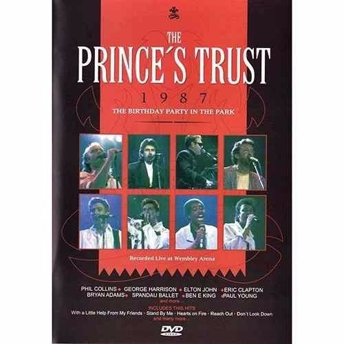 the prince's trust 1987 party in the park dvd lacrado
