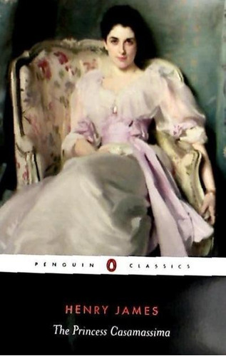 the princess casamassima(libro novela y narrativa extranjera