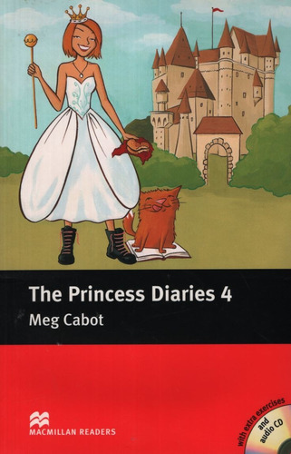 the princess diaries 4 - macmillan readers pre-intermediate