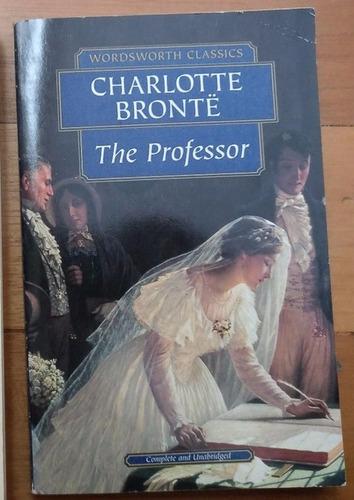the professor charlotte  bronte