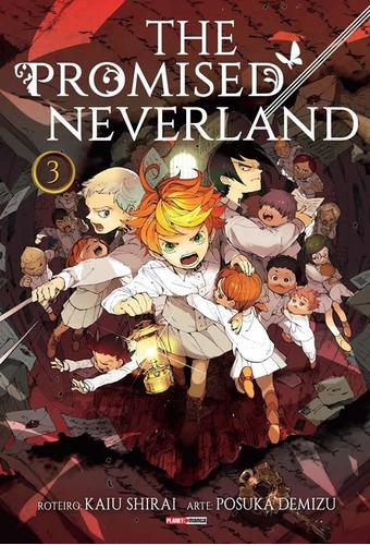the promised neverland 2 e 3! mangá panini! novo e lacrado!