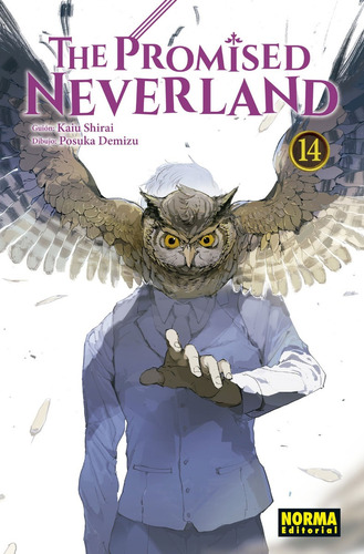 the promised neverland  vol.14