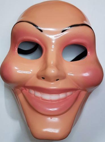 the purge mascara plastico mod 1 halloween fiesta drisfraz