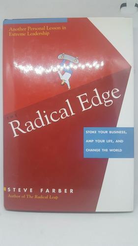 the radical edge el bordo radical libro ingles pasta dura
