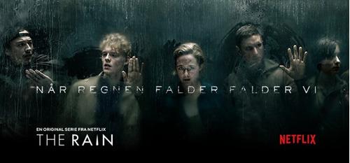 the rain/la lluvia - serie original netflix - español latino