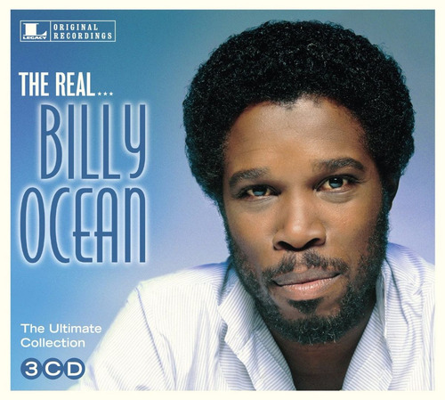 the real billy ocean the ultimate collection 3 discos cd
