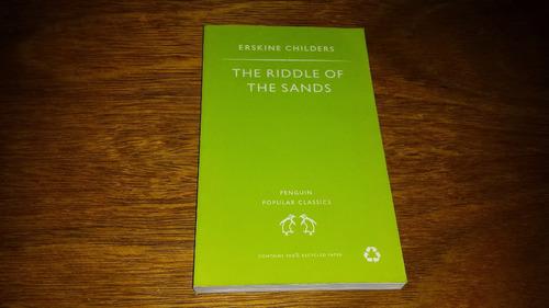the riddle of the sands - erskine childers - em inglês
