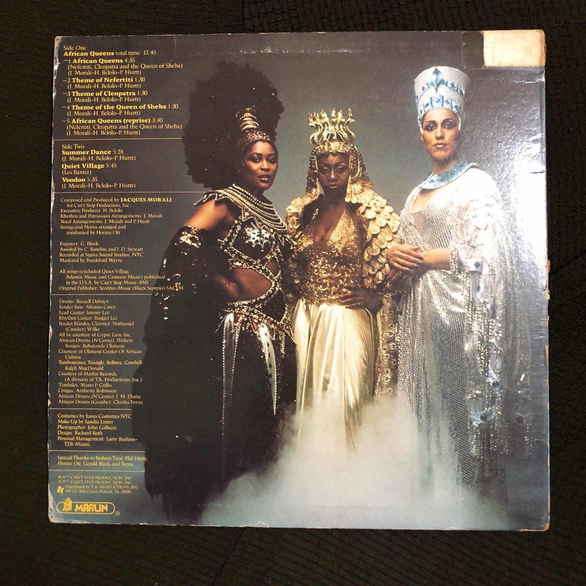 The Ritchie Family - Afrika Queens - Lp Vinil Importado