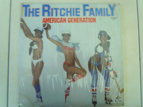 the ritchie family lp american generation