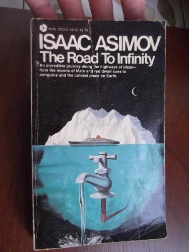 the road to infinity isaac asimov en ingles original ensayo