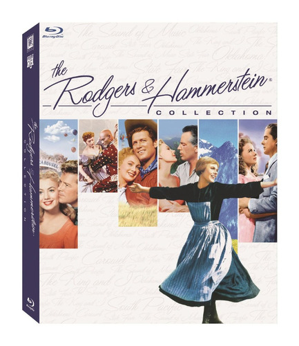 the rodgers & hammerstein collection blu-ray exclusivo