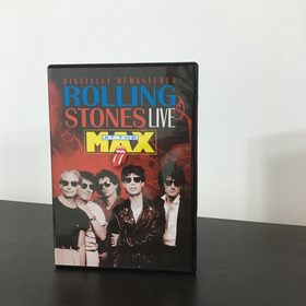 The Rolling Stones - To The Max Dvd - No Blu Ray