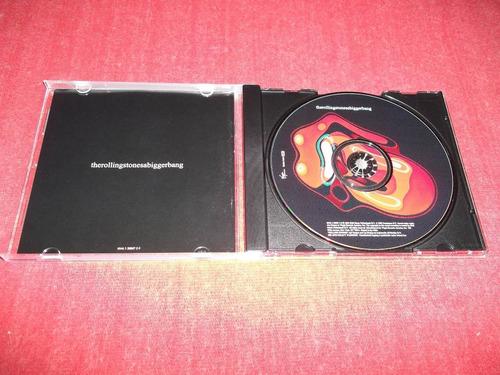 the rolling stones - a bigger bang cd imp ed 2005 mdisk
