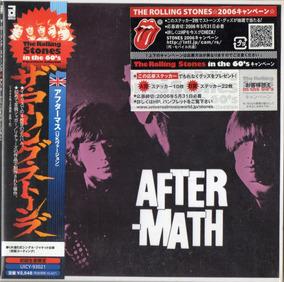 The Rolling Stones Aftermath Cd Mini Lp 14 Tracks Japan