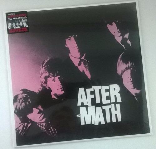 the rolling stones aftermath (vinilo edición europea)