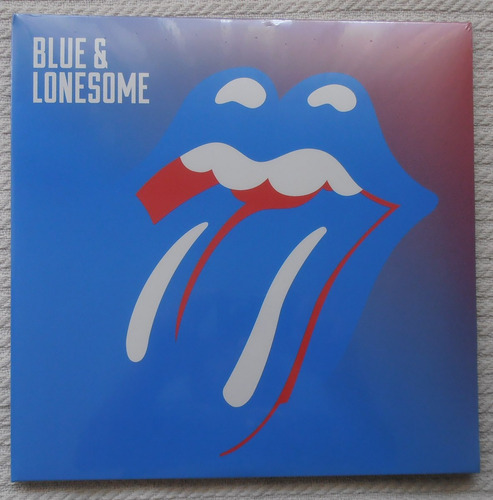the rolling stones - blue & lonesome (2 l p ed europea 2016)