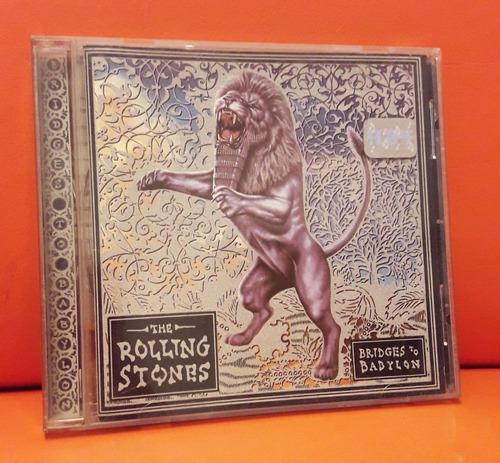 the rolling stones - bridges to babylon  cd importado