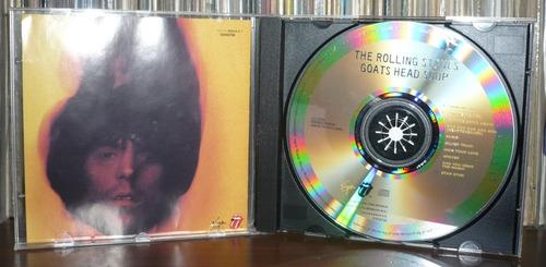 the rolling stones cd goats head soup hecho el holanda