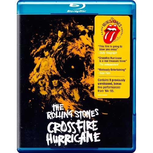 the rolling stones cross fire hurricane pelicula en blu-ray