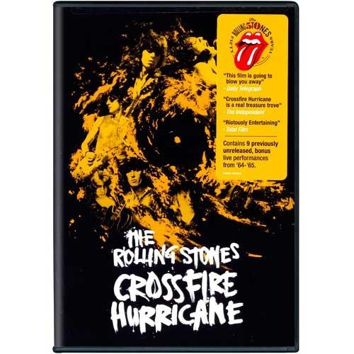 the rolling stones cross fire hurricane pelicula en dvd