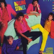 **the rolling stones **dirty work**