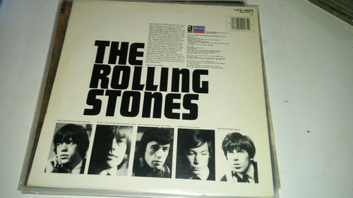 the rolling stones first en vinilo edicion italiana