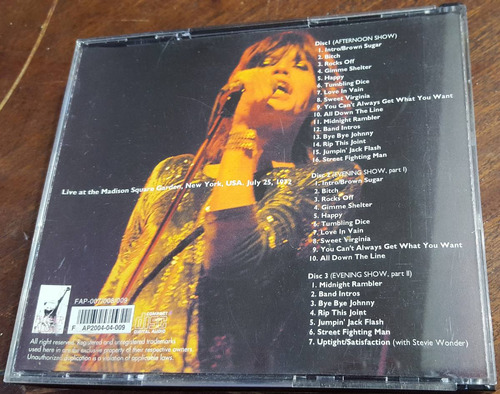 the rolling stones five english gentlemen spend a day in 3cd