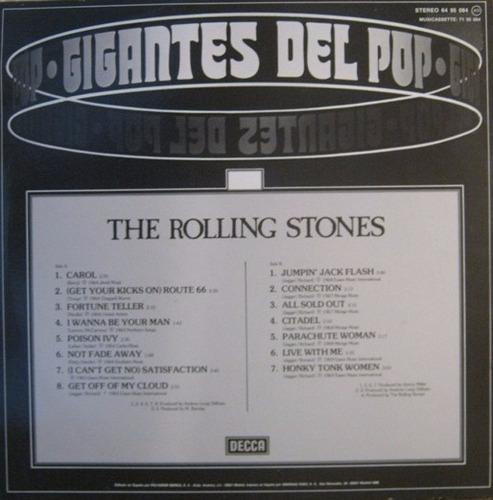 the rolling stones gigantes del pop vinilo importado decca